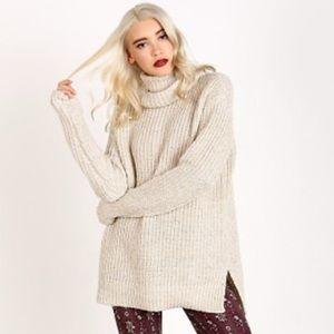 Show Me Your Mumu 'Gray Goose' Sweater